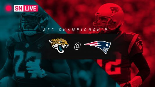 Jaguars vs. Patriots: Live updates from AFC championship game