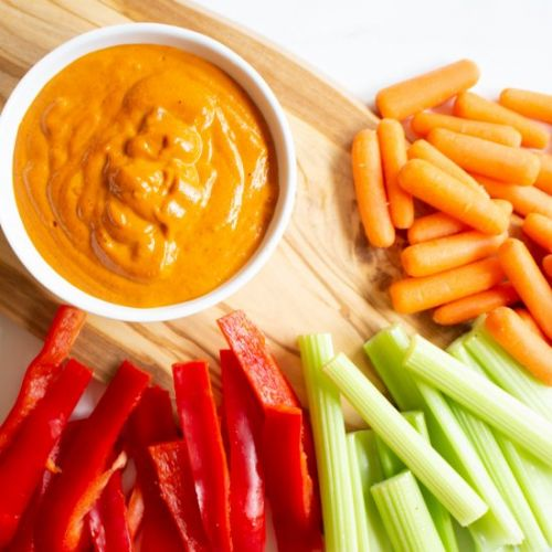 Rosemary Red Bell Pepper Aioli