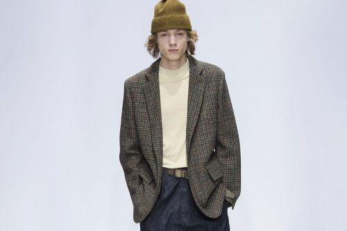Margaret Howell FW19 Is Slouchy Perfection