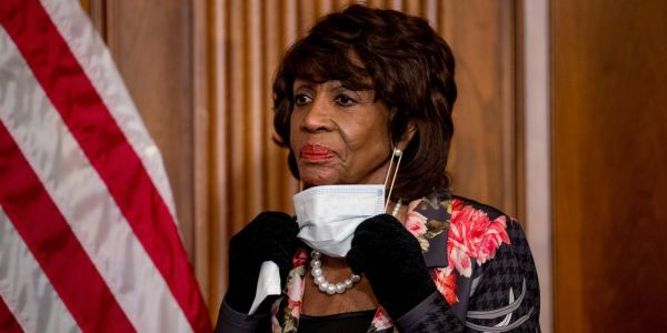 Rep. Maxine Waters calls for federal probe into alleged 'Executioners' gang in Los Angeles Sheriff's Department
