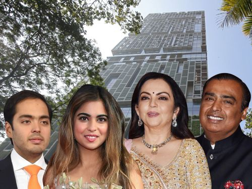 Meet the Ambanis, the richest family in Asia, who live in a $1 billion skyscraper and mingle with royals, politicians, and Bollywood stars