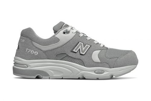 New Balance 1700 Gets Treated With the Signature Light Gray Theme