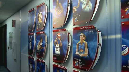 With eyes on the Sky, DePaul women's basketball opens practice