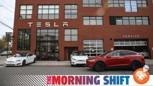 Tesla Set A Delivery Record But It's Still Not Enough For Wall Street