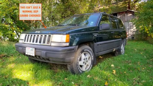 The Holy Grail Of Jeep Grand Cherokees Sits On An Old Wisconsin Dairy Farm, But It May Be Doomed