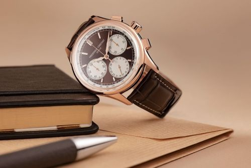 Frederique Constant Launches Two New Flyback Chronograph Manufacture Color Options