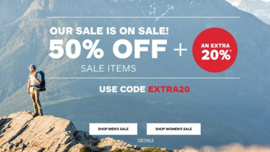 Take An Extra 20% Off Marmot's Sale Styles, Which Were Already Half Off