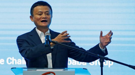 Jack Ma Will Turn Alibaba Over To Successor Zhang In 2019