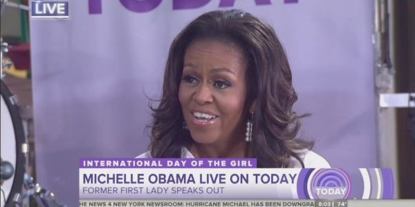 Michelle Obama said Barack does one thing at home that drives her crazy