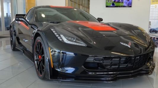 You Can Now Get An 800-HP Chevrolet Corvette Grand Sport For The Low Low Price Of $500,000