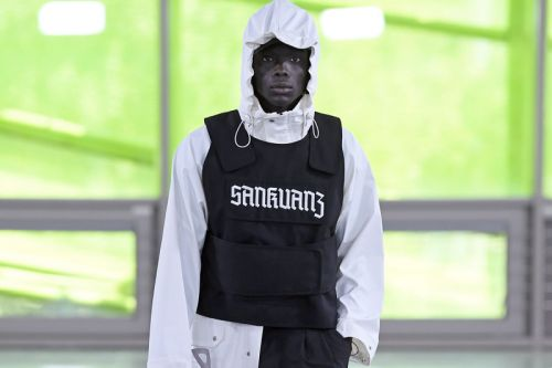 SANKUANZ Reinvents the Uniform for SS19