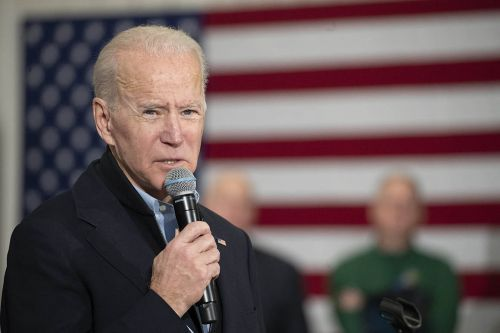 Biden leaves voters and reporters hanging during swing through N.H