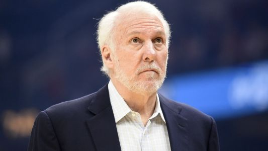 Spurs miss the NBA playoffs for first time in two decades, and Gregg Popovich has a very Pop-like reaction