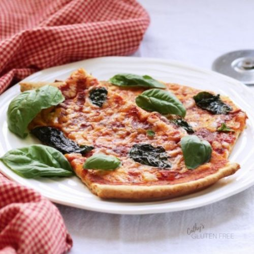 Gluten Free Pizza Crust Recipe