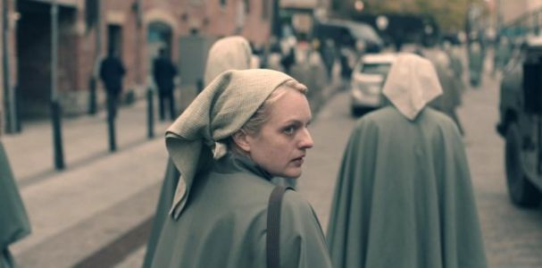 We've Watched The Season 3 Premiere Of 'The Handmaid's Tale' & We're Already Falling Apart