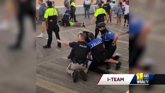 NAACP, ACLU seek investigation into use of force during Ocean City arrests over weekend