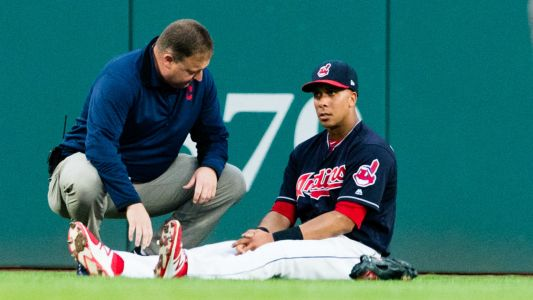 Indians' Michael Brantley undergoes ankle surgery
