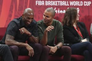 Popularity of NBA in China seems to create endless options