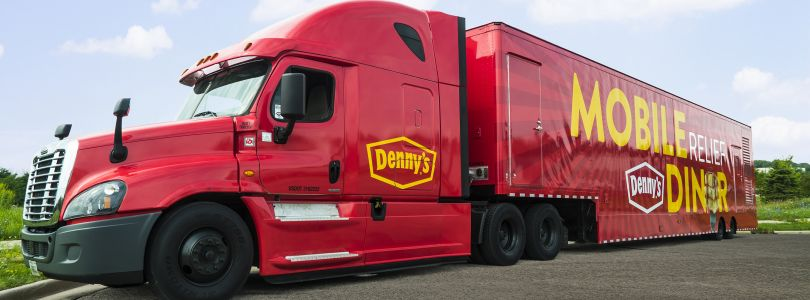 Denny's to serve free breakfasts in mobile diner to those affected by Hurricane Florence