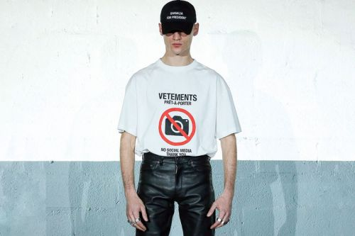 Vetements Suited up and Dressed Down for FW20