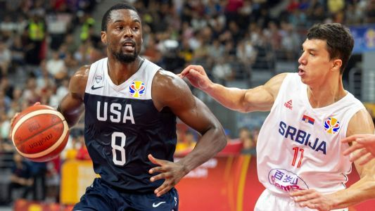 FIBA World Cup 2019: Team USA to play for 7th place after loss to Serbia