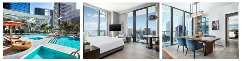 New Long-term Residences in Miami's Hottest Hotel