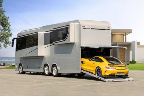 VARIOmobil's $1.7M USD Vario Perfect 1200 Platinum Can House Your Supercar