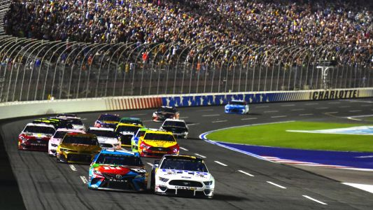 What time does the NASCAR race start today? Schedule, TV channel for Wednesday night race at Charlotte