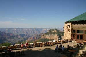 Grand Canyon Lodge North Rim allures nature lovers to boost local tourism