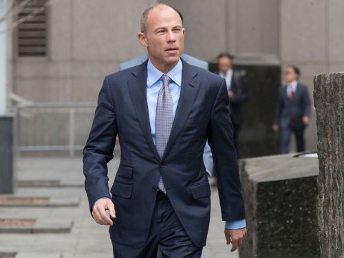 'Michael Cohen is neither a hero nor a patriot': Michael Avenatti reacts to former Trump lawyer's 36-month prison sentence