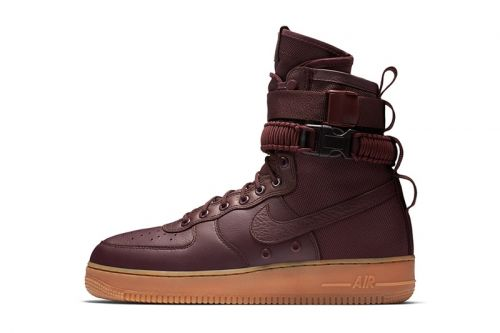 Nike's SF-AF1 Geared to Launch in Maroon/Gum