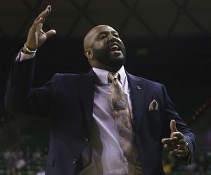 No. 25 Baylor beats Alcorn St 78-61 for Drew's 300th win