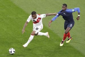 The Latest: Baloy scores Panama's 1st World Cup goal