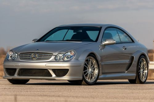 You Can Only Legally Drive This Mercedes-Benz CLK DTM AMG 2,500 Miles Per Year