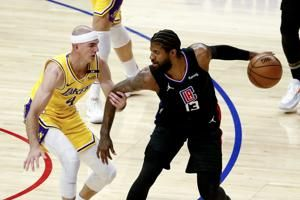 Clippers rout Lakers 118-94, move into No. 3 spot in West