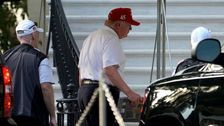 Trump Has Spent $115 Million On Golf Trips ― Or 287 Years Of Presidential Salary