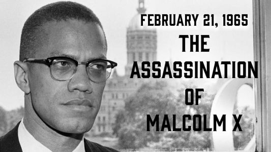 This Day in History: Malcolm X assassinated in New York City