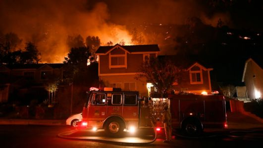 How to Help People Affected by the California Wildfires