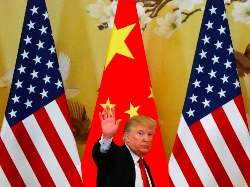 Trump is being mocked on Chinese social media for giving Huawei free publicity