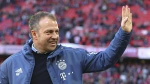 Bayern gives coach Hansi Flick permanent deal through 2023