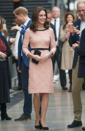 Kate Middleton Debuts New Short Haircut and Dances With Paddington Bear