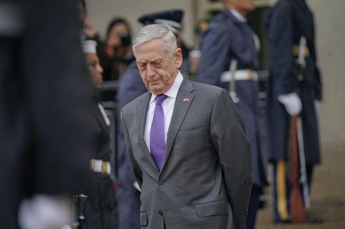 Mattis goes after Trump: The president 'tries to divide us'