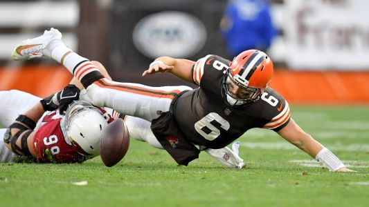 What's wrong with the Browns? Shaky Baker Mayfield, big injuries to blame for Cleveland's cold start