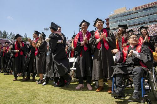 Stanford Commencement 2019