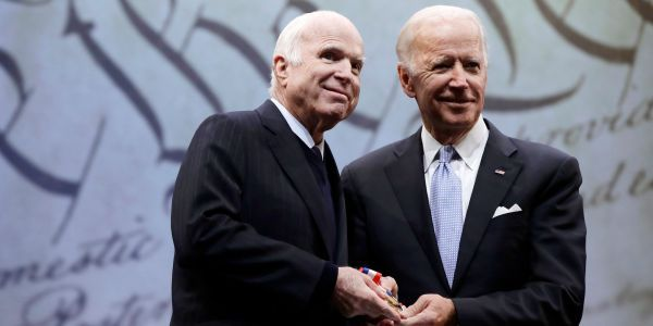 These 9 political friendships proved party lines don't have to divide Americans