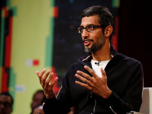 Google drops out of contention for a $10 billion defense contract because it could conflict with its corporate values