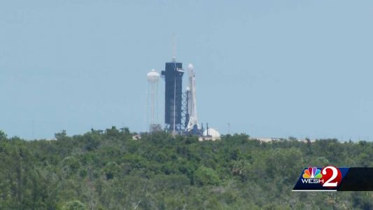 Falcon Heavy ready for its first-ever night launch on Monday