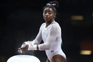 Simone Biles on 2021 Olympics: 'Nothing is set in stone'