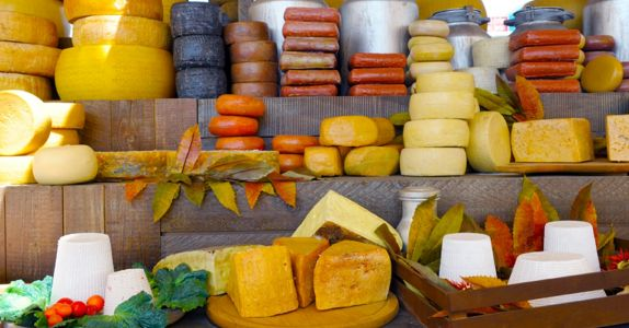 Beyond the Parm: Six Italian Cheeses You Need to Know