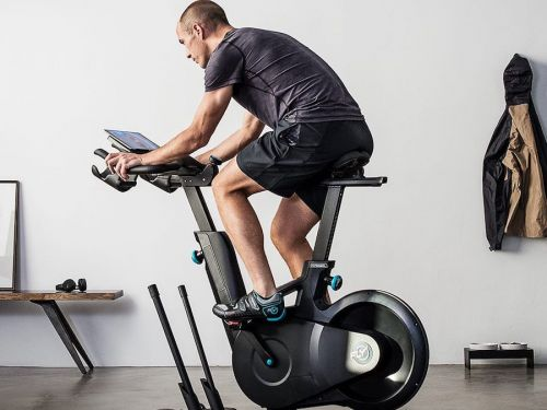 Peloton is accusing Flywheel of copying its hugely popular at-home fitness bike